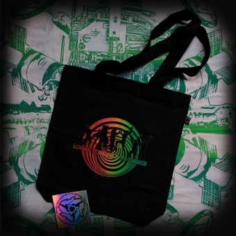 Totebag Loose yourself with Sticker