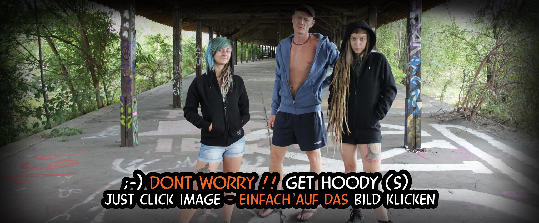 dont worry get hoody